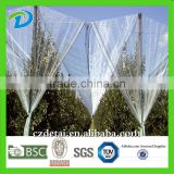 2016 new agriculture guard hail net, different types of hail mesh, plastic agriculture anti hail net