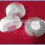 production and sales aluminum extrusion radiator aluminum extrusion heatsink aluminum extrusion radiator