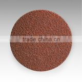 "4""-9"" wholesale 3m sandpaper with hook and loop fastener and C/D/E weight paper"
