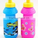 sport water bottle with cartoons for children                                                                         Quality Choice