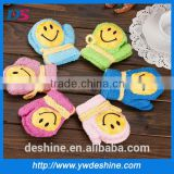 wholesale smile pattern baby magic gloves ST126