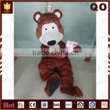 Hot sale OEM acceptable adult care bear costume with cool fan