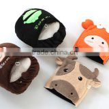 plush USB warming mouse pad/hand warming mouse pad/customized winter mouse pad