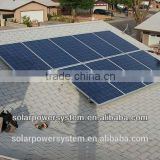 New design 500w 4 split solar energy water heater
