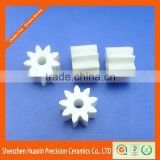 Zirconia Ceramic gear shaft zro2 rod