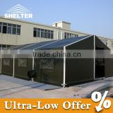 2014 Green Canvas Fabric Retractable Awnings For Army