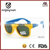 2015 high quality kids branded sunglasses with UV400