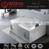 Q361 chinese hot tub parts 2014 indoor cheap double whirlpool tub