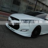 Hyundai Veloster 2012 abs car bodykit (Type B)