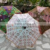 Small Sun Umbrellas / Rajasthani Vintage Umbrellas