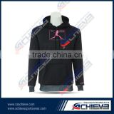 Customized Printed/embroideried Fleece Hoodies/ Sweatshirts/ Hooded Sweater for Youth Man Women