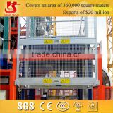 Single Cage and Double Cages Builder Elevator Rack and pinion hoist
