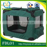 Pet Crate with Carrier Strap Fabric Pet Bag for Sales Supply