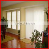 China quality custom made PVC waterproof vertical blinds European Style Curtain Vertical Blinds