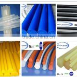 quality customized silicone rubber rods