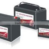 LEOCH Battery VRLA (AMG) 12V XP Series UPS ULTRA/High Rate Battery