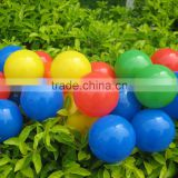 90 multi-colored dia.65cm play ball funny ball with carry bag