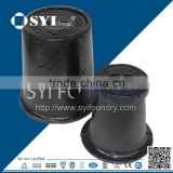 BS 5834 Ductile Iron Surface Box with bolt-lock device