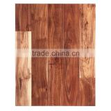 handscraped outdoor application composite timber acacia flooring