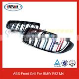 ABS Front Grille M3 M4 3 Colors M Type Car Grill For BMW F32 F36 F80 F82