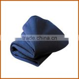 China Products 100 Polyester Plush Knitted Airline Blanket