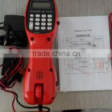 ST230D Telephone Line Tester, Portable Lineman set Telephone line tester(butt sets) without battery
