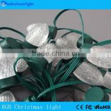 Outdoor Christmas tree hanging string DMX pixel module light