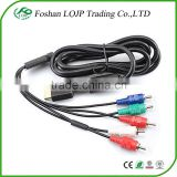 Component RCA AV Cable Cord for Sony PS2 for PS3 Composite Audio Video HD TV LCD cable NEW