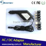 Laptop car charger for acer,hp,toshiba,liteon,fujitsu,gateway,delta,sony,samsung,dell 90w adapter