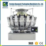 IOS9001 Food 4 heads linear weigher