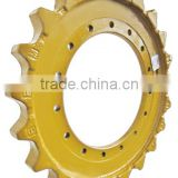 PC series high quality cheap price D31cheap motorcycle wheelsexcavator sprocket wheel with good price