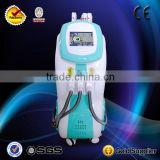 CE approved 3 IN 1 tria laser hair removal system with elight ipl (100000 shots)