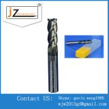 Fine Grain Cemented Carbide Three Aluminum Alloy Special Cutting End mills