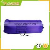 Wholesale inflatable air sofa/ Ripstop Nylon Outdoor Inflatable Waterproof Air Lounger
