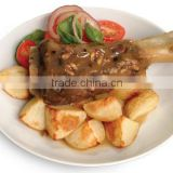 Marathon Chef Direct Veal Shank - Creamy Mushroom 100% Australian Veal (6 min heat and serve) new technology food dinner lunch