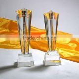 customized acrylic trophy ,crystal plaques, lucite awards