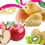 1-Methylcyclopropene slow down the ripening speed of fruits