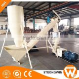 China Strongwin 300kg/h mini animal feed manufacturing plant for making poultry feed pellet