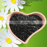 Good price coconut shell charcoal briquette activated carbon for Organic solvent decoloring