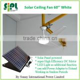 SIPL solar air cooling ceiling fan in super good quality