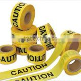 Custom Printed PE warning tape,Plastic Barricade Tapes