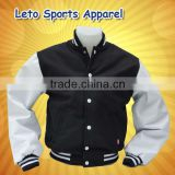 varsity baseball jacket hooded