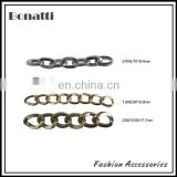nickel free aluminum chains