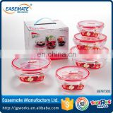 high quality plastic food container storage box