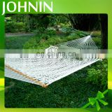 Outdoor Garden Double Cotton Nylon Rope Mesh hammock