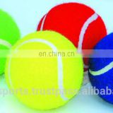 tennis balls - Colored Tennis Balls , Personalized Tennis Ball , blue color tennis balls , Jumbo Size Tennis Balls , Bulk Tennis