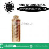 Copper water bottles India travelers drinking bottle