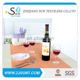 Made in China modern fashion polyester table runners