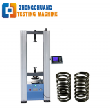 50kN Digital Spring Compression Testing Equipment Price/Spring Tester