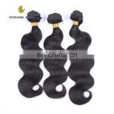 Wholesale top quality peruvian human hair extension